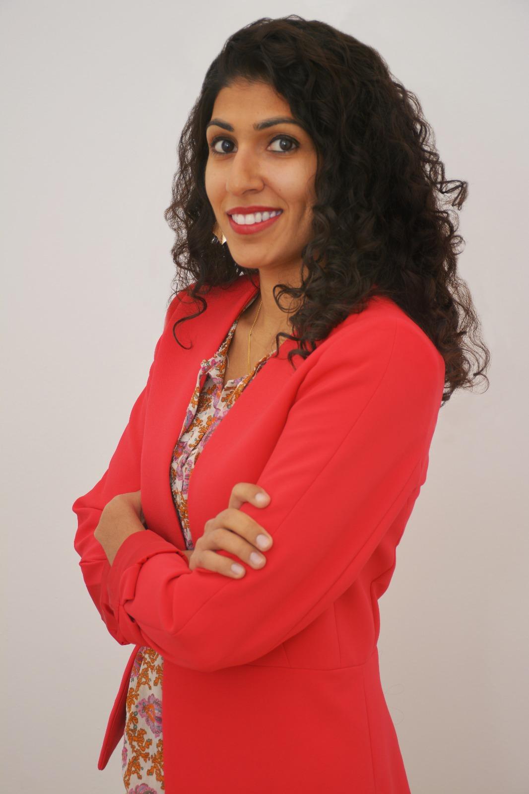 Dhania Mamodaly consultora power bi formadora