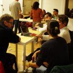 Evento power bi con Isidro Centelles barcelona