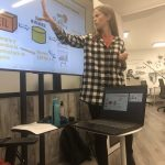 maria florencia hourcouripe charla power bi